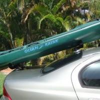 K-RACK loading Ocean Kayak Prowler3
