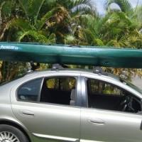K-RACK loading Ocean Kayak Prowler4