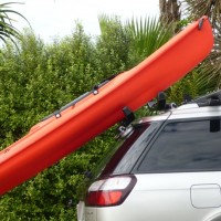 K-Rack loading Ocean Kayak Scupper Pro3
