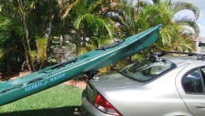 K Rack Kayak Loader